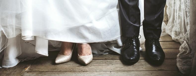 Contrat de mariage :