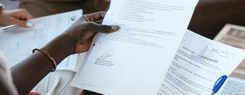 Rupture anticipée d'un CDD à l'initiative du salarié :