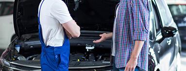 Rétention du véhicule par le garagiste :
