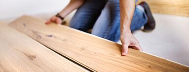 Dégradations par un ouvrier ou artisan :