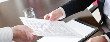 Contrat d'assurance auto/habitation