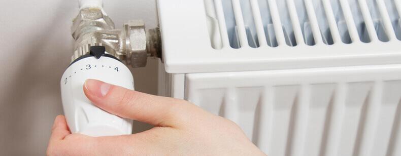 Réparation et entretien du chauffage :
