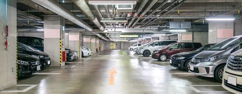 Expulser le locataire d'un garage annexé à un logement :