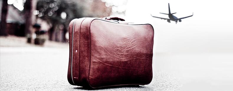 Bagage / Valise perdue ou abîmée :