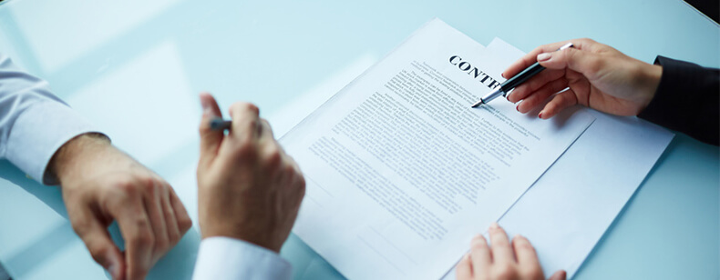 Modification du contrat de travail :