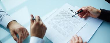 Modification du contrat de travail