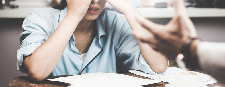 Agression verbale et insultes au travail