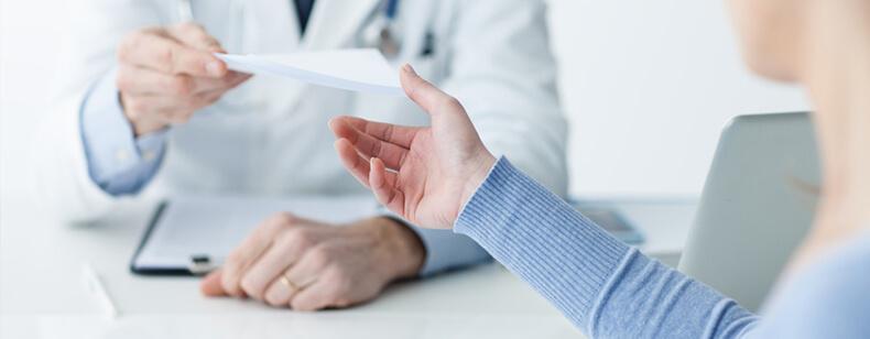 Médecine du travail :