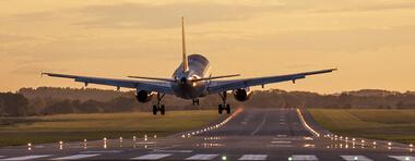 Retard de vol sur Air France