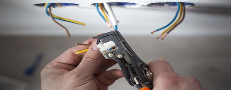 Mauvaise installation électrique :