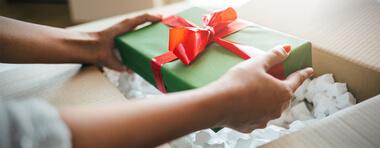 Cadeaux de Noël et retard de livraison
