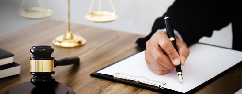 La signification d'un jugement par huissier