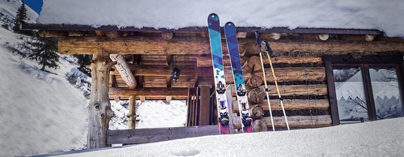 Vacances d'hiver au ski :