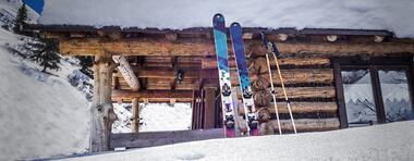 Vacances d'hiver au ski