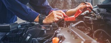 Ordre de réparation au garagiste :