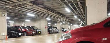 Expulsion d'une place de parking