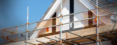 Travaux de rénovation d'une maison