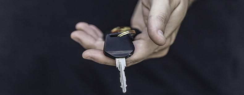 Je vends ma voiture