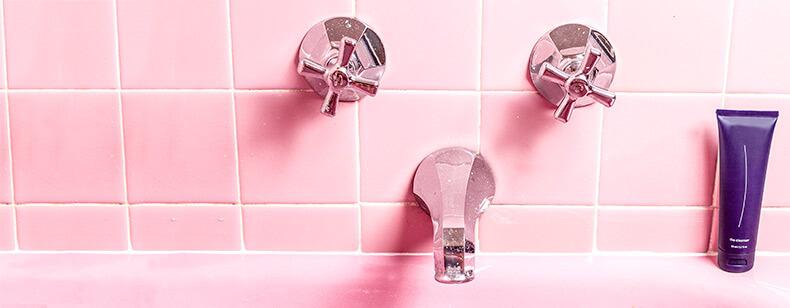 Rénovation de salle de bain :