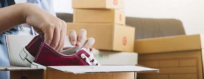 Site e-commerce, produit cassé ou non conforme :