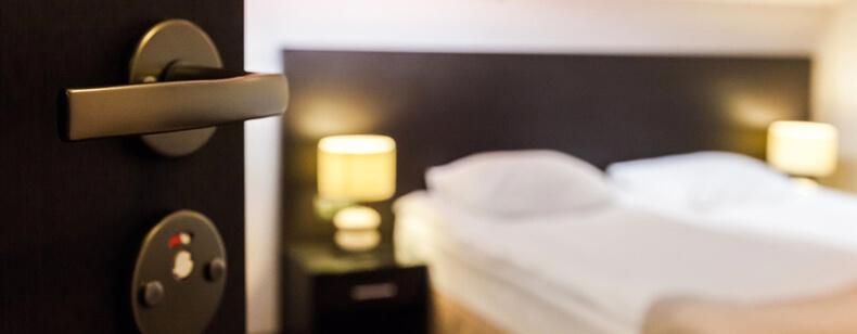Vol ou dommage d'un bien à l'hôtel :