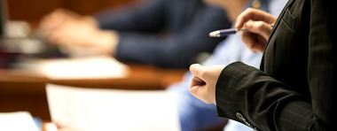 Représentation à l'audience du tribunal, plaidoirie :