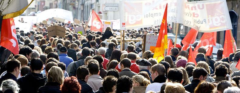 Le droit de grève est-il illimité?