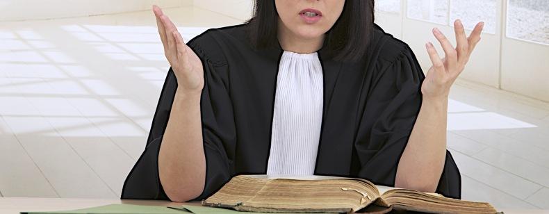 Procédure judiciaire :