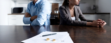 Divorce pour altération définitive du lien conjugal :